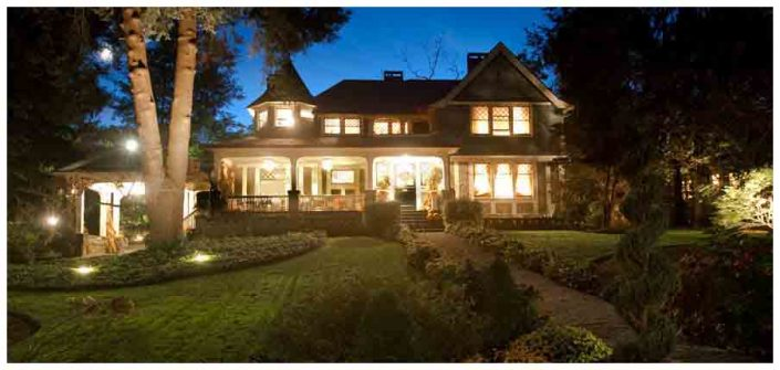 Historical Renovation at The Black Walnut Bed and Breakfast Inn
