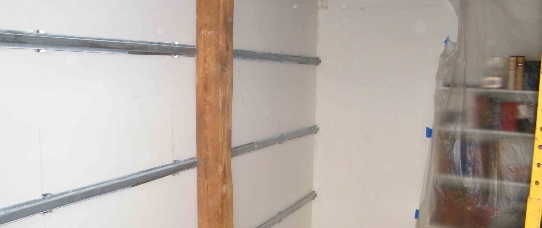 Garage soundproofing